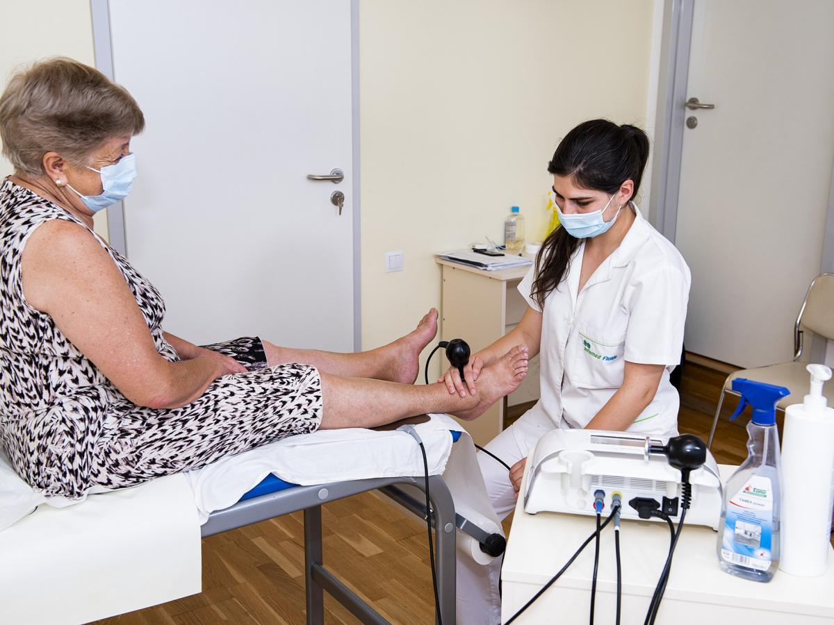TECAR - Terapie